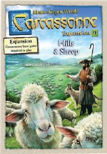 Carcassonne - Hills & Sheep