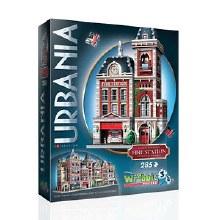 Casse-tête 3D, 285 mcx - Caserne de pompier Urbania