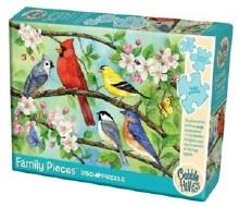 Casse-tête, 350 mcx - Bloomin' Birds