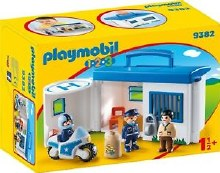 Commissaria de police transportable