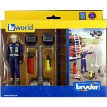 Figurine brigade de pompier