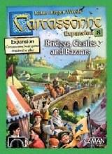 Carcassonne - Bridges, Castels & Bazaars