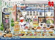 Casse-tête 1000 mcx - Bonjours Paris