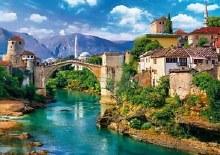Casse-tête 500 mcx - Pont à Mostar