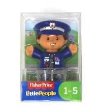 Figurine - Policier