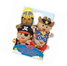 Marionnettes - Copains audacieux