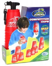 Speed Stacks - Competition Cups Rouge