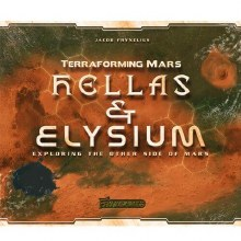 Terraforming Mars - Hellas & Elysium (ang)