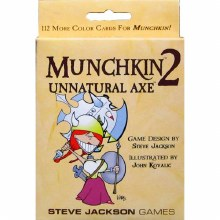 Munchkin 2 - Unnatural Axe (extension)
