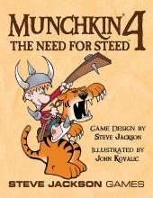 Munchkin 4 - The Need for Steed (extension)