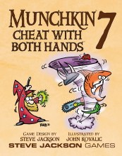 Munchkin 7 - Cheat with both hands (extension)