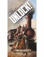 Unlock! - Tombstone Express