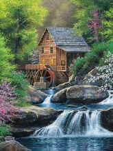 Casse-tête, 275 mcx - Spring Mill