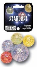 Assortiment de Billes - Stardust