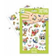 Tatouages - Printemps