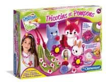 Tricotins et Pompons