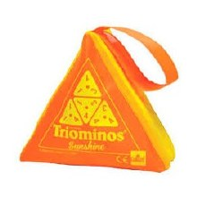 Triominos Sunshine - orange