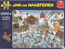 Casse-tête 1000 mcx - Jeux d'hiver