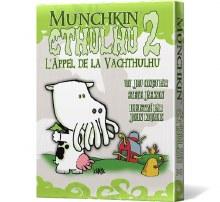 Munchkin Cthulhu 2 - L'appel de la Vachthulhu (extension)