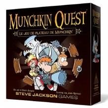 Munchkin Quest - Le jeu de plateau de Munchkin