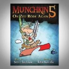 Munchkin 5 - On Zeu Rôde Again (extension)