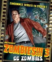 Zombies!!! 3 CC Zombies