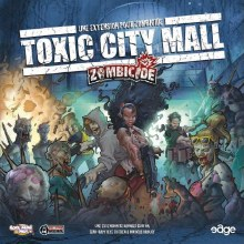 Zombicide - Toxic City Mall (Extension) FR