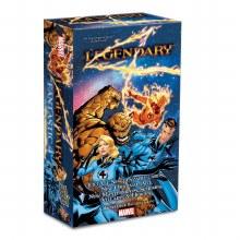 Marvel - Legendary Fantastic 4 (extension)