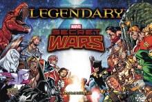 Marvel - Legendary Secret Wars vol. 2 (extension)