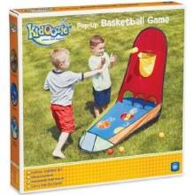 Pop-up basketball