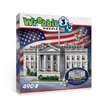 Casse-tête 3D, 490 mcx - White House
