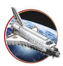 Casse-tête 3D, 435 mcx - Navette spatiale Orbiter