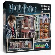 Casse-tête 3D, 450 mcx - Harry potter Le chemin de traverse