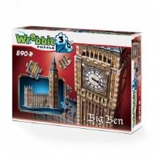 Casse-tête 3D, 890 mcx - Big Ben