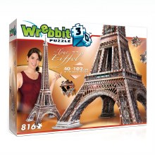 Casse-tête 3D, 816 mcx - La Tour Eiffel