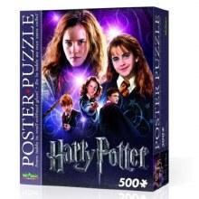 Casse-tête/Poster 3D, 500 mcx - Hermione Granger