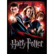 Casse-tête Poster Harry Potter - École Poudlard