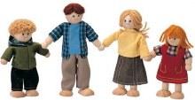 Famillle de poupées