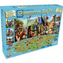 Carcassonne - Big Box (Ang.)