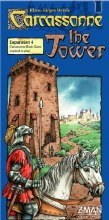 Carcassonne The Tower (extension, english)