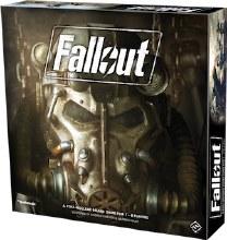 Fallout le jeu de plâteau