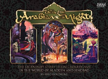 Tales of the Arabian Nights (Ang.)