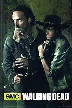 Walking Dead Season 5 Rick Pos