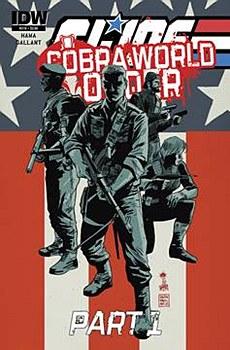 Gi Joe A Real American Hero #2