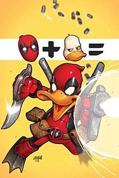 Deadpool The Duck By Nakayama
