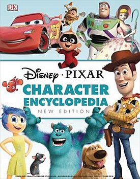 Disney Pixar Character Encyclo