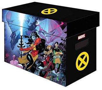Marvel Graphic Comic Boxes X-M