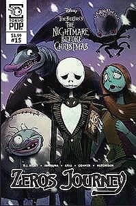 Nightmare Before Christmas Zer