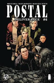 Postal Deliverance #6 (Mr)