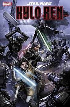 Star Wars Rise Kylo Ren #2 (Of
